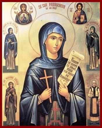 Predica Sfanta Cuvioasa Parascheva