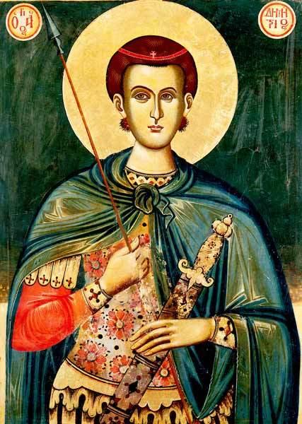 Marele Mucenic Dimitrie, patronul crestinatatii balcanice