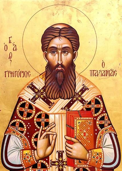 Rugaciunea Sfantului Grigorie Palama catre Maica Domnului