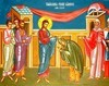 Cusca de aur a diavolului si femeia garbova