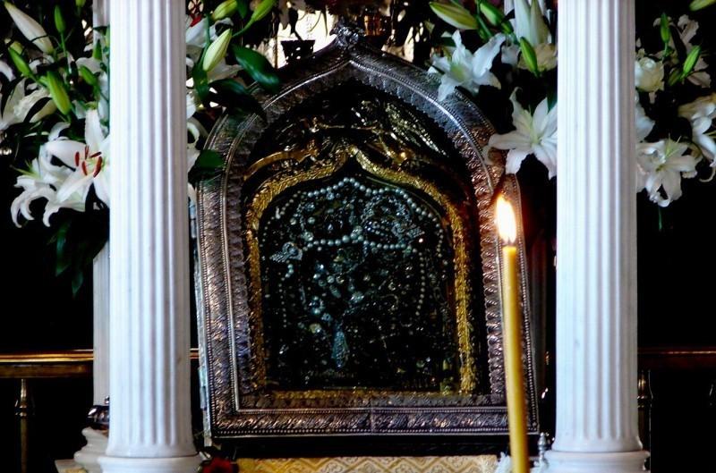 Icoana Maicii Domnului din Tinos