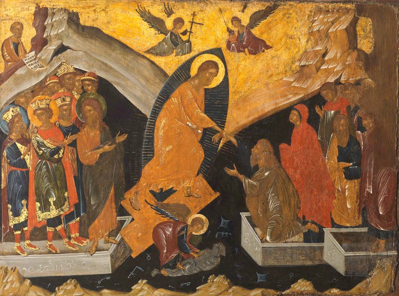 Sfintele Pasti - Sarbatoarea trecerii de la moarte la viata cereasca