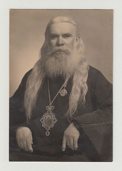 Sfantul Serafim Sobolev