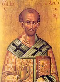 Sfantul Ioan Gura de Aur ca invatator si scriitor