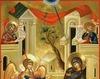 Buna Vestire - Neprihanita zamislire a lui Hristos in sanul Mariei