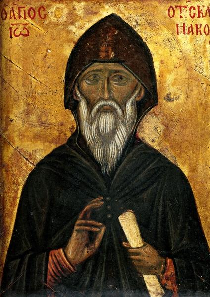 Sfantul Ioan al Scarii: Trupul in lupta ascetica