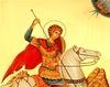 Marele Gheorghe, sfantul martir purtator de...