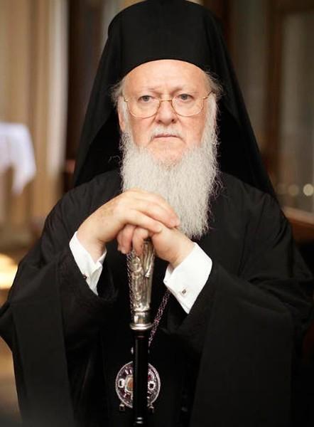Pastorala la Invierea Domnului 2015 -  Bartolomeu, Patriarhul Constantinopolului