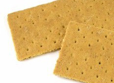 Cracker cu faina de soia