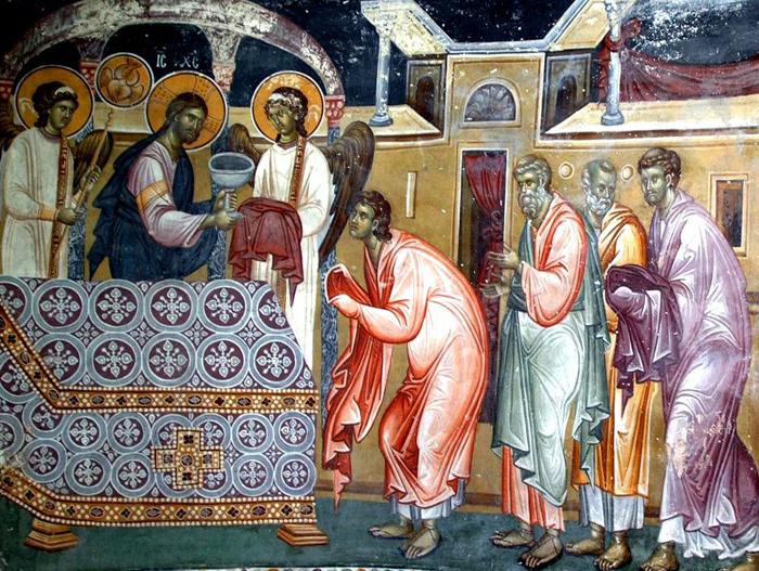 Cuvant dupa Sfanta Impartasanie catre cei ce s-au impartasit