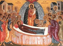 Adormirea Maicii Domnului - Sfantul Maxim Marturisitorul