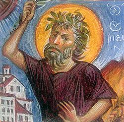Sfantul Simeon cel Nebun