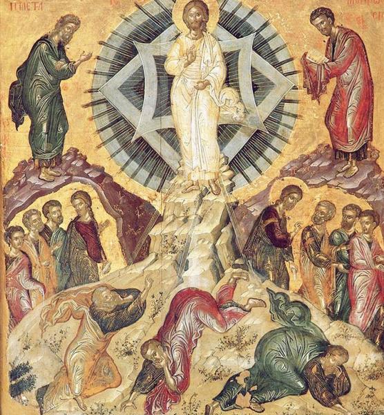 Schimbarea la Fata ne arata legatura intre suferinta Crucii si slava Invierii