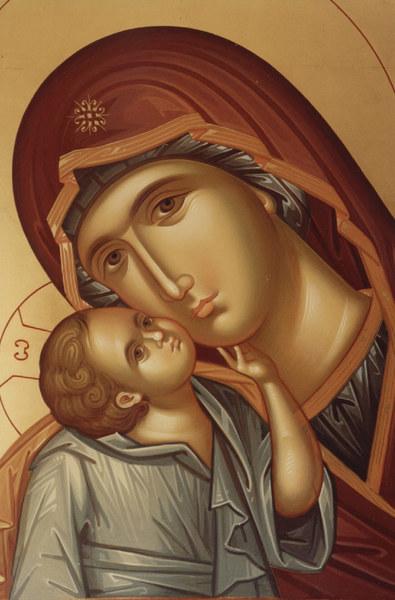 Fecioara Maria - Nascatoare de Dumnezeu