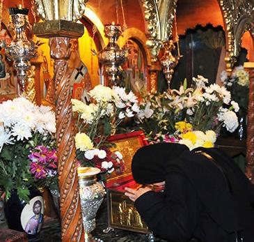 Puterea rugaciunii mamei