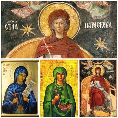 Sfanta Cuvioasa Parascheva - o stare a vesniciei