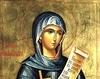 Sfanta Parascheva, Cuvioasa cea milostiva sau fecioara cu inima de mama