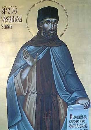 Sfantul Visarion Sarai