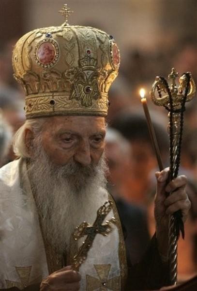 Interviu cu Patriarhul Pavle al Serbiei