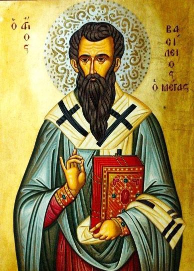 Sfantul Vasile cel Mare - Dascal al vietii monahale