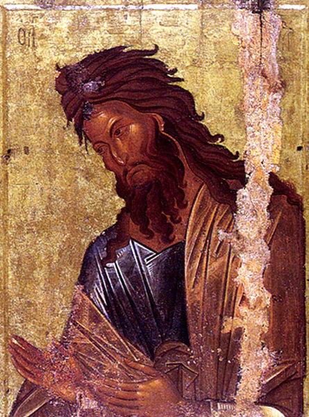 Insemnatatea Sfantului Ioan Botezatorul