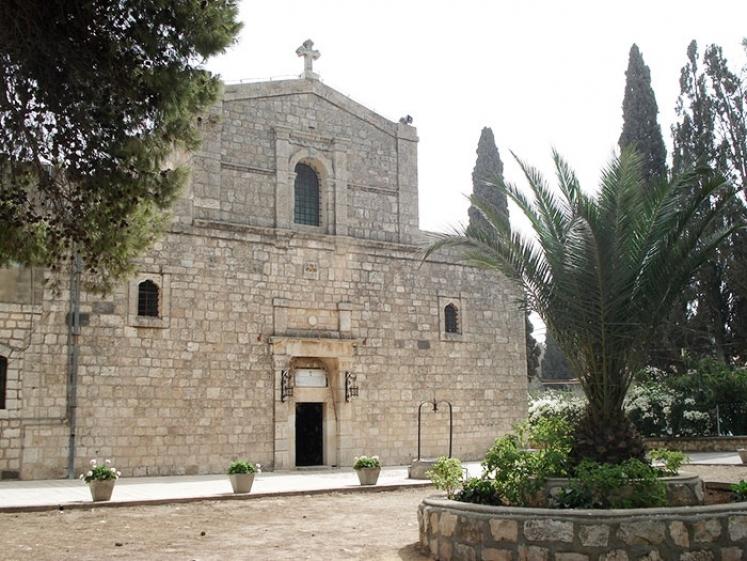 ISRAEL cu SINAI: de la Schimbarea la Fata la Adormirea Maicii Domnului. 17-26 Aug