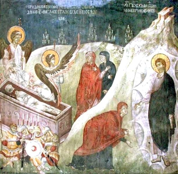 Aparitiile lui Hristos dupa Inviere