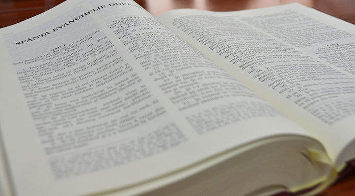 Organele de simt in Biblie