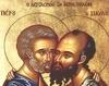 De ce Sfintii Petru si Pavel sunt sarbatoriti impreuna?