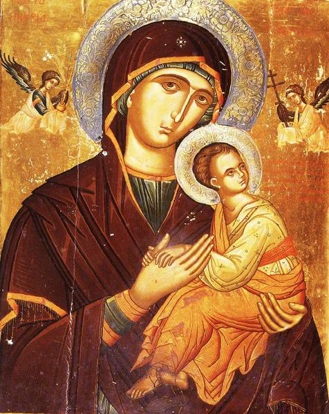 Fecioara Maria - Mama lui Dumnezeu