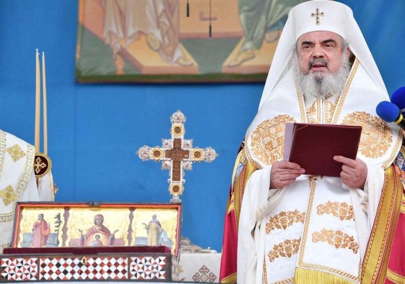 Cuvantul Preafericitului Parinte Daniel cu ocazia primirii moastelor Sfantului Arhidiacon Stefan