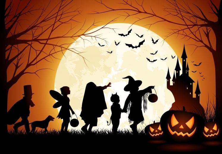 Halloween-ul, copilul si modificarea perceptiilor