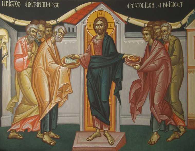 Dupa Inviere, Hristos nu e duh
