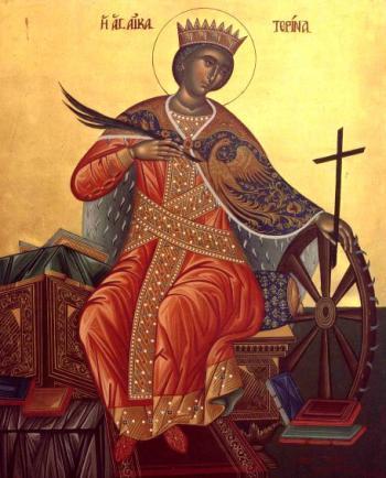 Viata Sfintei Ecaterina