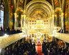 Dupa Sfanta Liturghie
