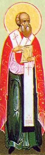 Sfantul Pavel Marturisitorul, Patriarhul Constantinopolului; Sfantul Cuvios Luca