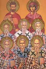 Sfintii Apostoli Apelie, Stahie, Amplie, Urban, Aristobul si Narcis