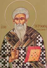Sfantul Mucenic Ierotei, Episcopul Atenei; Sfintii Mucenici Audact, Domnina si Calistena