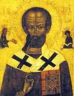 Sfantul Ierarh Nicolae din Mira Lichiei (Dezlegare la peste)