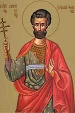 Sfantul Mucenic Loghin Sutasul; Sfintii Mucenici Leontie, Dometie si Terentie