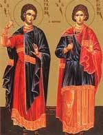 Sfintii Mucenici Paramon si Filumen si Valerian