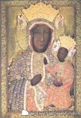 Fecioara Maria cu Pruncul