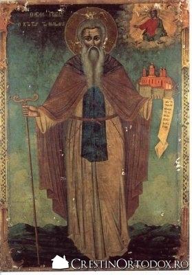 Sf. Grigorie, Episcop de Nyssa