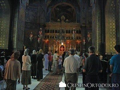 Sfanta Liturghie - Patriarhie