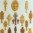 Cruci de lemn