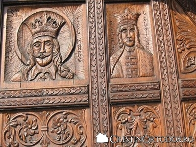 Sfantul Stefan cel Mare si Sfant
