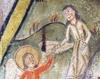 Biserica de lemn din Rogoz - Judecata de Apoi (detaliu)
