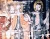 Biserica de lemn din Sarata - Necredinta Apostolului Toma
