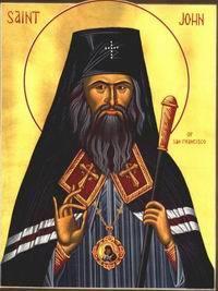 Acatistul Sfantului Ioan Maximovici