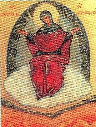 Acatistul Maicii Domnului - Sporitoarea granelor